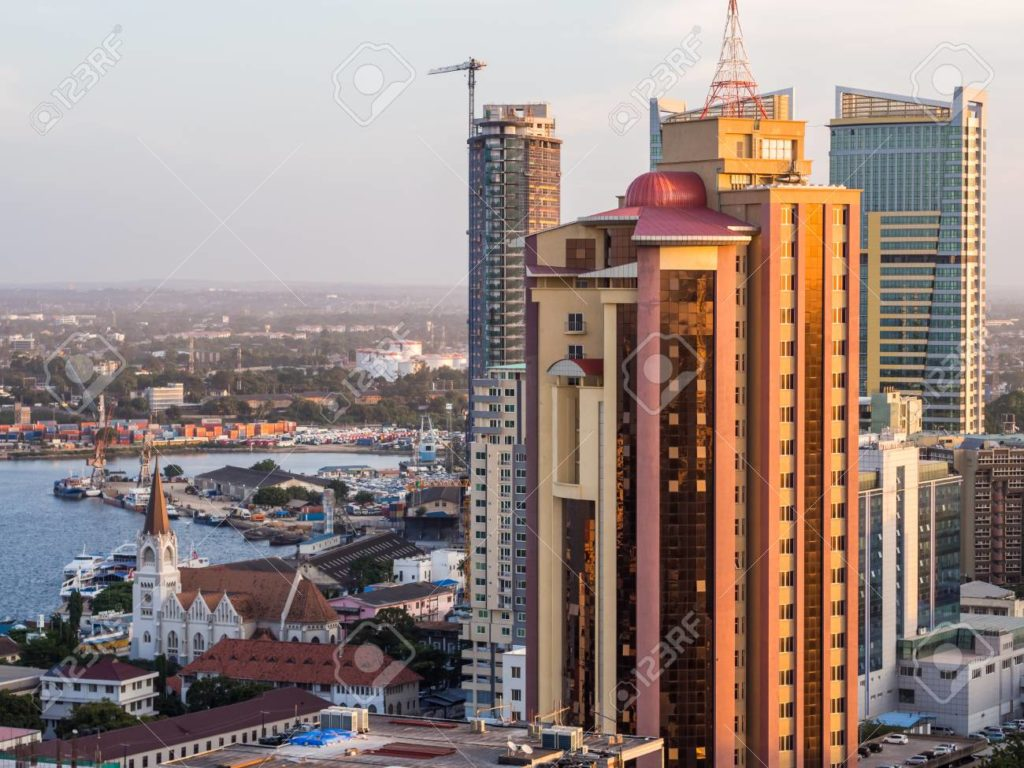 Kenya and Tanzania among the top 10 economies in Africa
